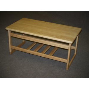 Anbercraft 03 Wooden Top Coffee Table-0