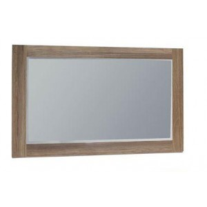 Warwick Oak WN48 Wall Mirror