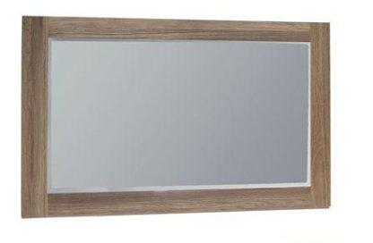 Warwick Oak WN48 Wall Mirror