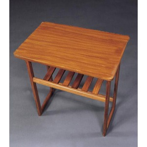 Anbercraft 08 Wooden Top Hall Table-0