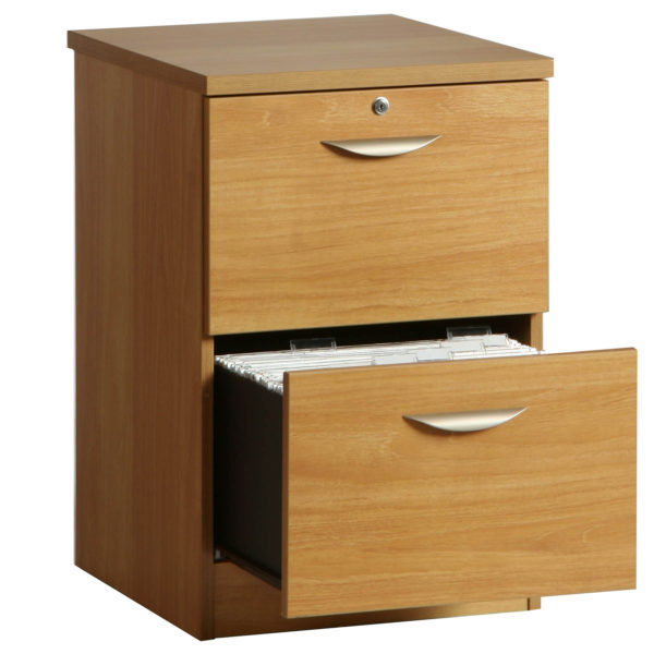 B-2DF 2 Drawer Filing Cabinet
