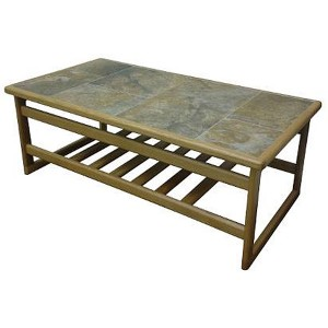Anbercraft Tiled Top Large Coffee Table