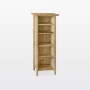 Warwick Oak WN56 CD/DVD Tower
