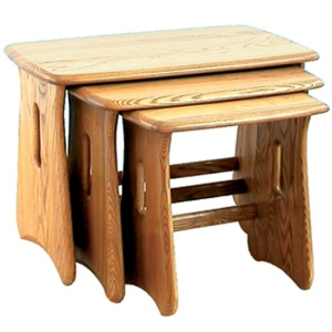 Ercol Windsor 1159 Nest of Tables-0