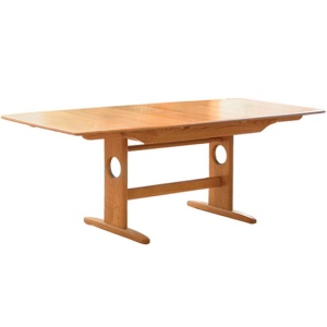 Ercol Windsor 1193 Medium Extending Dining Table-0