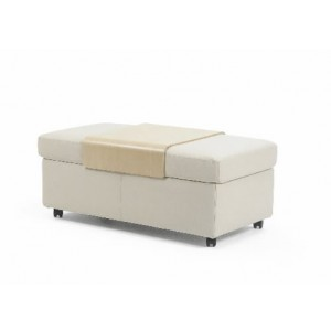 Stressless Ottoman with Table-0