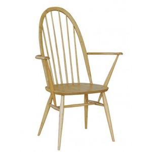 Ercol Windsor 1875A Quaker Dining Armchair-0