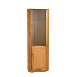 Ercol Windsor 3856 Corner Cabinet-0