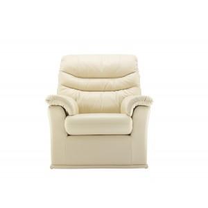 G Plan Malvern Leather Armchair