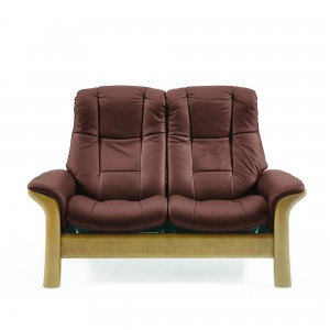 Stressless Windsor High Back 2 Seater Sofa