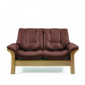 Stressless Windsor Low Back 2 Seater Sofa