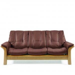 Stressless Windsor Low Back 3 Seater Sofa