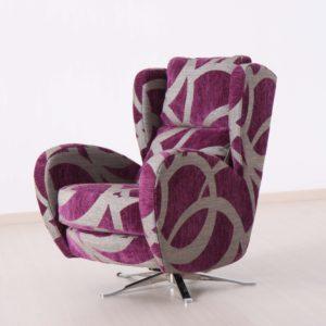 Romeo Swivel Chair-47540