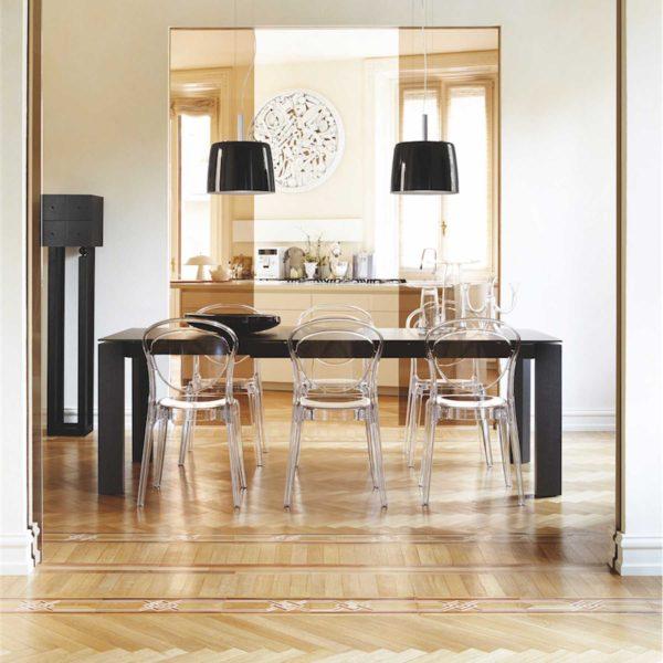 Calligaris CS/1263 Parisienne Chair-54613