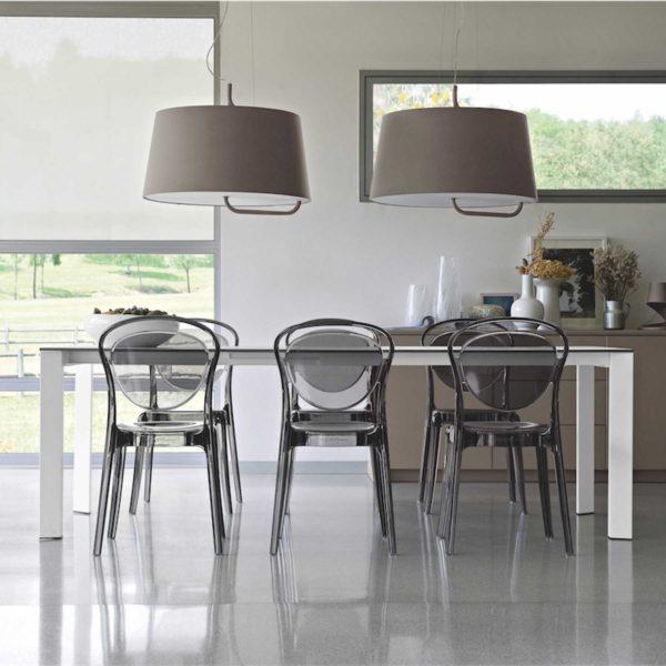 Calligaris CS/1263 Parisienne Chair-54614