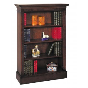 Bradley Yew 913 Bookcase-0
