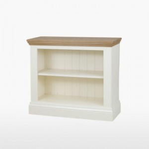 Cello Oak/Painted CL507 Small Bookcase-0