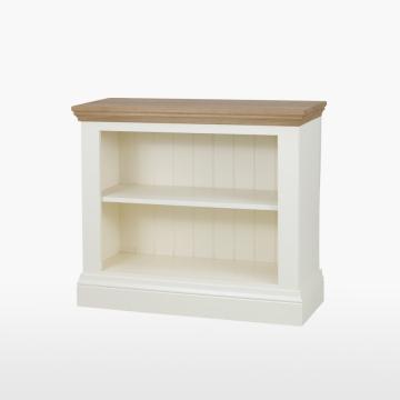 Cello Oak/Painted CL507 Small Bookcase-0