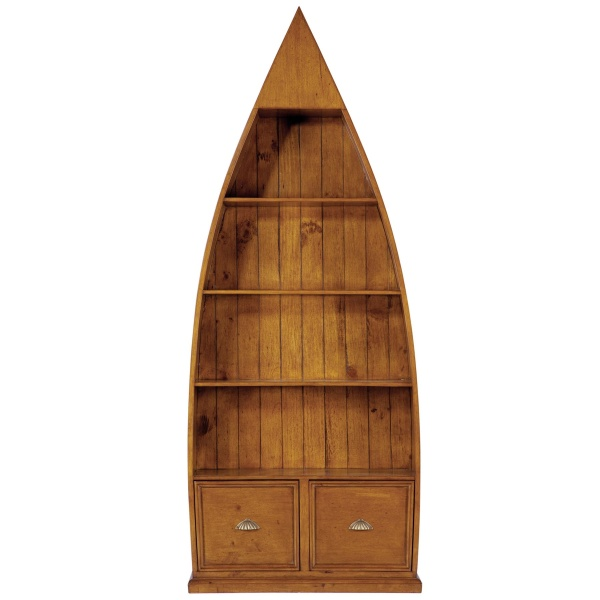 Harbour 4 Shelf Dinghy Bookcase