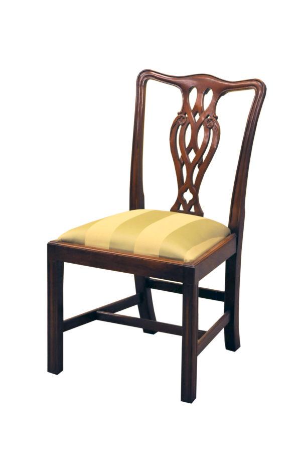 Bradley Mahogany 944 Ribbon Back Chair-0