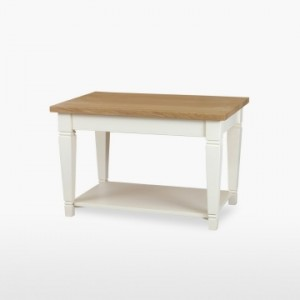 Cello Oak/Painted CL116 Coffee Table (Tapered Legs)-0
