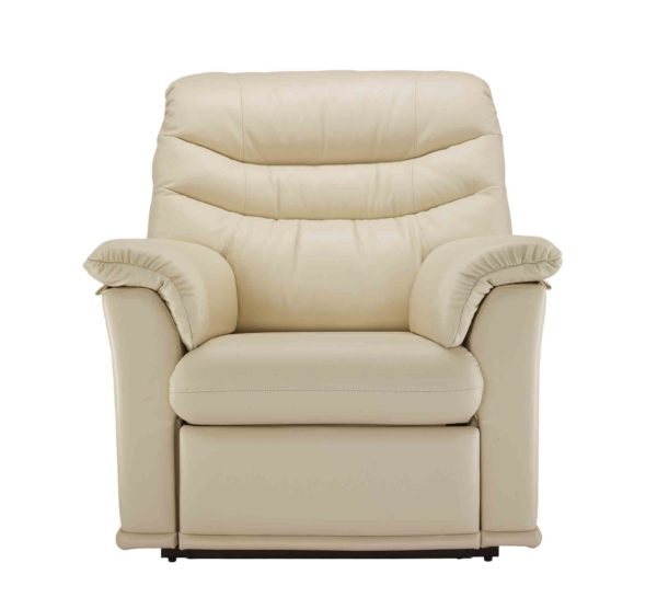 G Plan Malvern Leather Lift and Rise Recliner