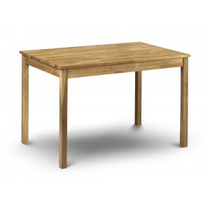 Oakmoor 118cm Rectangular Dining Table