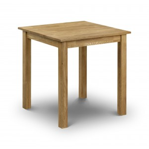 Oakmoor 75cm Square Dining Table