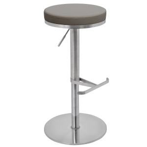 Biarritz Bar Stool in taupe