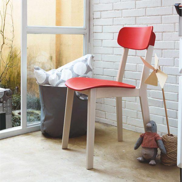 Calligaris Cream Chair