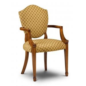 Iain James AL02 Alexander Carver Chair