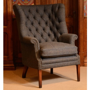 Tetrad Harris Tweed Mackenzie Chair