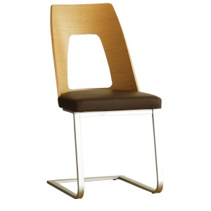 Ercol Romana 2645 Cantilever Dining Chair-0