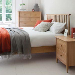 Ercol Teramo 2682 Bedside Cabinet-44998