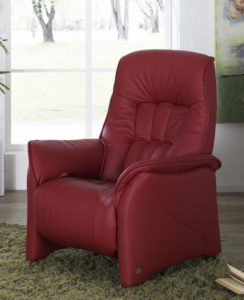 Himolla Rhine Small Manual Recliner Armchair-39839