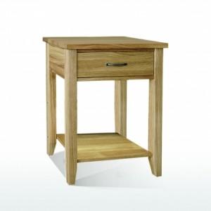 Warwick Oak WN116 Single Console Table