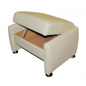Himolla Chester Storage Footstool