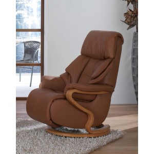 Himolla Swivel Recliner Chair
