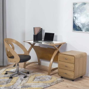 Poise Laptop Table with chair