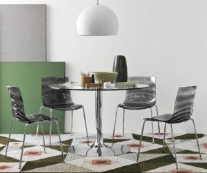 Calligaris CB/1273-A L'Eau Chair-47362