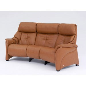 Himolla Chester Curved 3 Seater Recliner Sofa