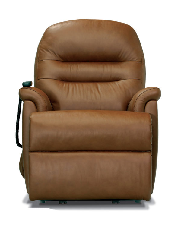 Keswick Standard Dual Motor Electric Lift & Rise Recliner in leather-41065