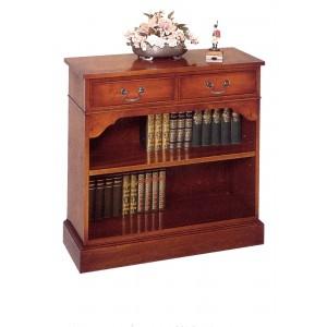 Bradley Mahogany 461 Bookcase-0