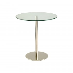 Helsinki Bar Table with Glass top