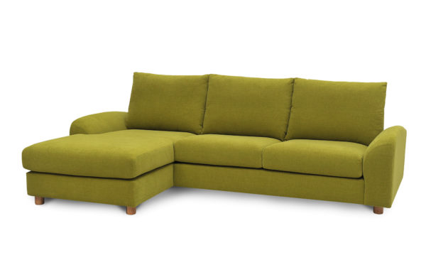 Louis Chaiselongue Corner Sofa-49171