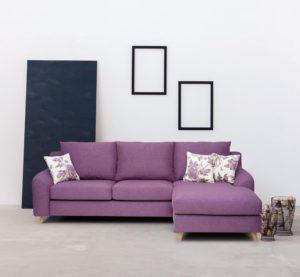 Louis Chaiselongue Corner Sofa-49172