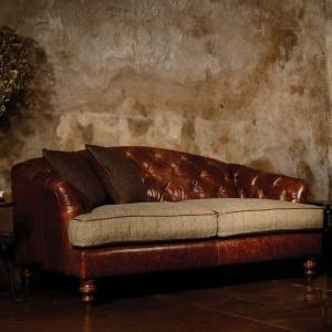 Tetrad Harris Tweed Dalmore Midi Sofa (optjon B)