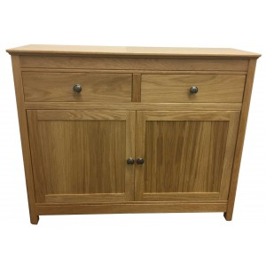 Anbercraft Beaumont Large Sideboard with solid oak top