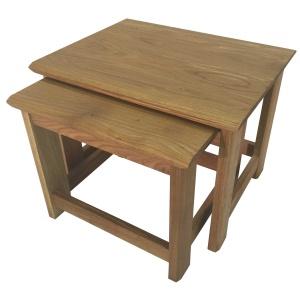Anbercraft Kudos Nest of 2 Tables