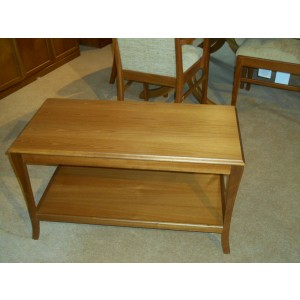 Showroom Clearance: Trafalgar 835 Sofa Table with Pull Out Slides-0